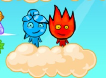 Fireboy and Watergirl On Adventure 2