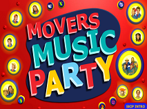 Imagination Movers - Music Party