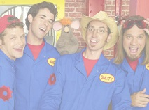 Imagination Movers Jigsaw