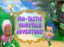 Bubble Guppies Fin-Tastic Fairtytale Adventure