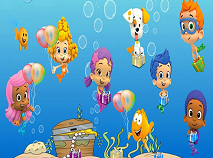 Bubble Guppies Puzzle 2