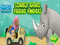 Baloane si Guppy si Rinocerul