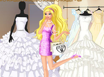 Barbie la Buticul Mireselor