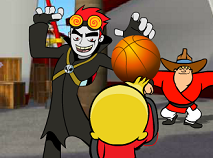 Xiaolin Showdown Shen Gong Hoops