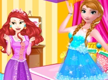 Disney Princess Fashion Battle