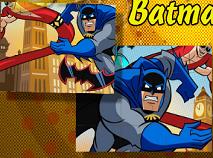 Batman Curajosul Puzzle