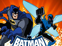 Batman Echipa Dubla