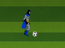 Batman Joaca Fotbal