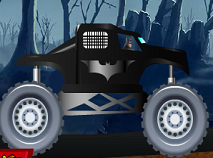 Batman Monster Truck Ride