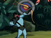 Batman cu Arcul si Sageata