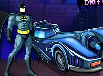 Batman si Batmobilul