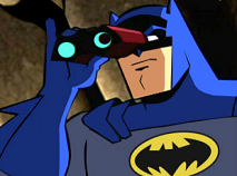 Batman si Detectorul de Diferente