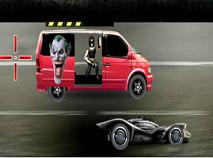 Batman si Raufacatorii cu Masini