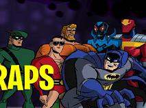 Batman si Teroarea Capcanelor de Timp