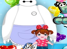 Baymax Care Baby