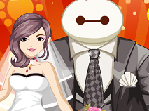 Baymax Marry The Bride