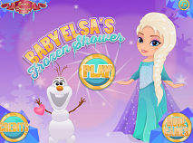 Bebelusa Elsa Distractie