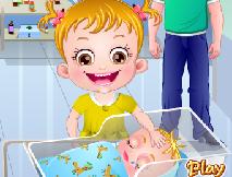 Bebelusa Hazel si Bebelusul