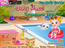 Bebelusul Hazel Distractie de Vara
