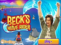 Beck cu Skijetul