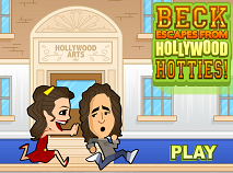 Beck and Jade Escape Hollywood Hotties