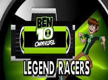 Ben 10 Curse Legendare
