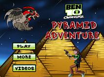 Ben 10 Omniverse Aventura in Piramida