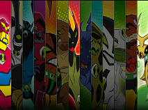 Ben 10 Omniverse Collection