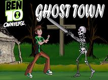 Ben 10 Omniverse in Orasul Fantomelor