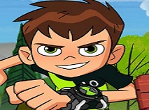 Ben 10 Steam Camp