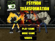 Ben 10 Transofrmarea Psyphon