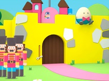 Ben and Holly Humpty Dumpty