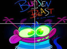 Bunsen is a Beast Sliding Puzzle