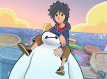 Big Hero 6 Aventura cu Transformeri