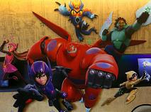 Big Hero 6 Stele Ascunse
