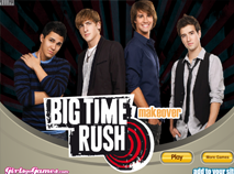 Big Time Rush Makeover