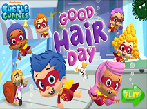 Bubble Guppies la Salon