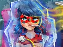 Miraculous Ladybug Flu Doctor