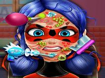 Buburuza la Dermatolog