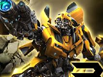 Bumblebee Atac in Spatiu