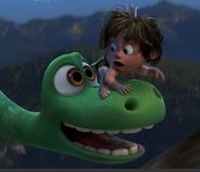 The Good Dinosaur Puzzles
