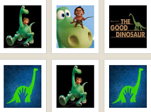 Bunul Dinozaur de Memorat