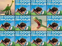 Bunul Dinozaur de Memorie cu Carti