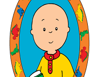 Caillou Spelling