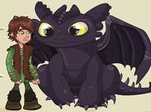 Calaretii Dragonilor Mancarea Surpriza