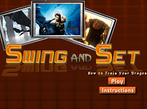 Swing and Set How To Train Your Dragon