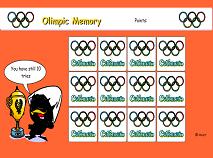 Calimero Olympic Memory