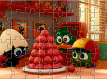 Calimero Puzzle