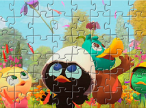 Calimero and Friends Jigsaw