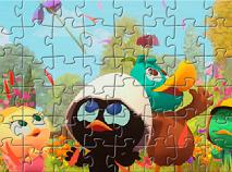 Calimero si Prietenii Puzzle